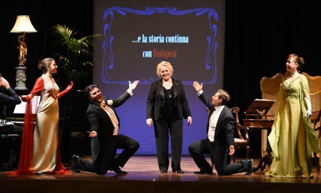 Katia Ricciarelli torna al teatro Marconi per continuare il suo Viaggio nell'operetta
