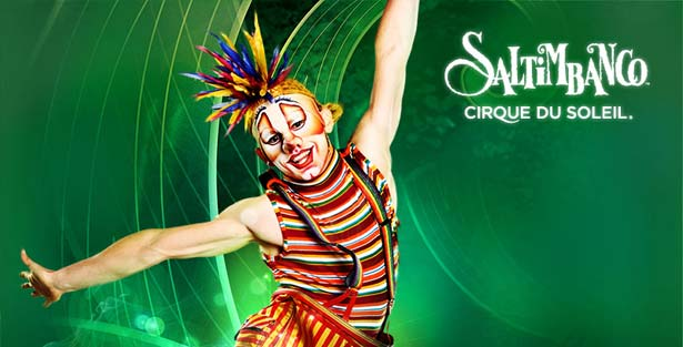 Saltimbanco: Cirque du Soleil torna a Roma