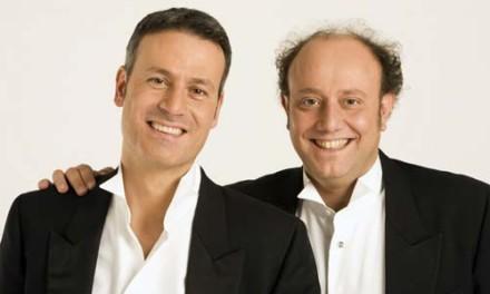 Aria precaria per Ale&Franz al Teatro Olimpico