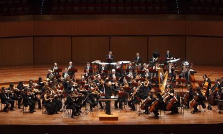 Gala di Capodanno all'Auditorium Parco della Musica