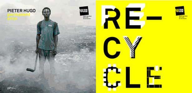 """Al MAXXI l' innovazione creativa del """"RE-CYCLE"""""""