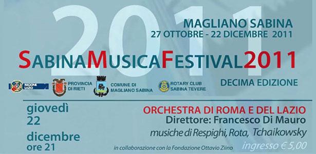 Sabina Musica Festival