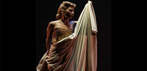 "Eleonora Cassano in ""Evita"" al Teatro Olimpico"