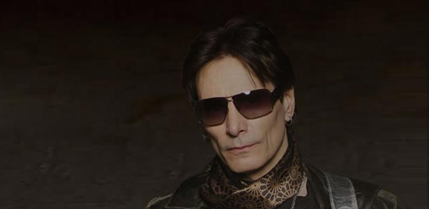 Steve Vai in concerto a Roma