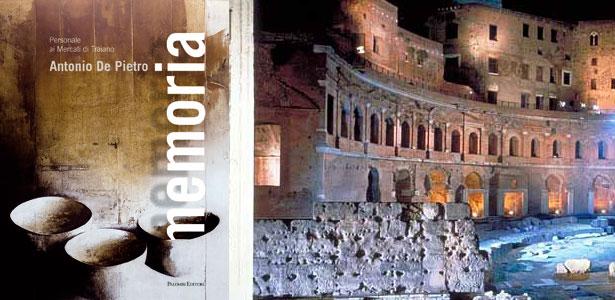 """""""Memoria"""" ai Mercati di Traiano"""