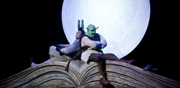 """SHREK The Musical"" al Teatro Olimpico"