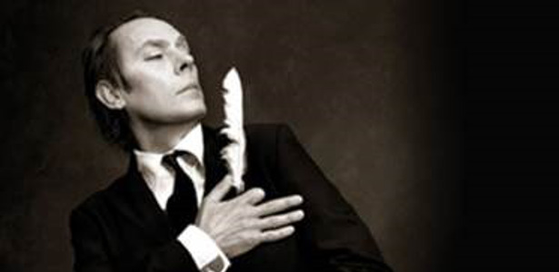 Peter Murphy in concerto a Roma