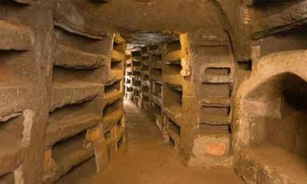 Visita speciale alla Catacomba di Priscilla
