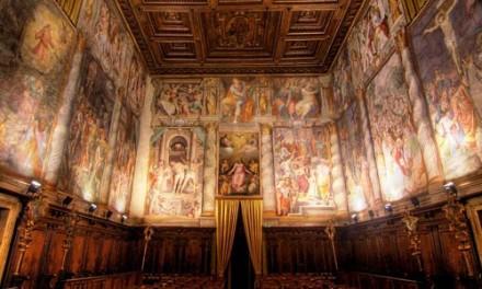 L'Oratorio del Gonfalone