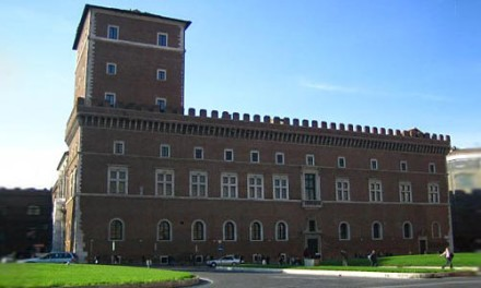 Palazzo Venezia: negli appartamenti di Papa Paolo II Barbo