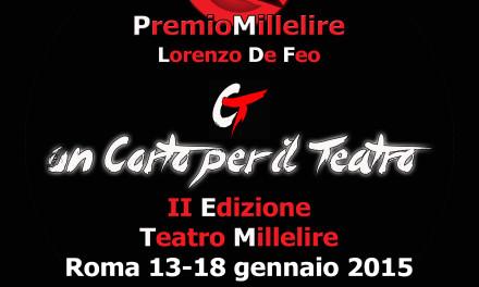 <!--:it-->Premio Millelire – Un corto per il Teatro<!--:-->
