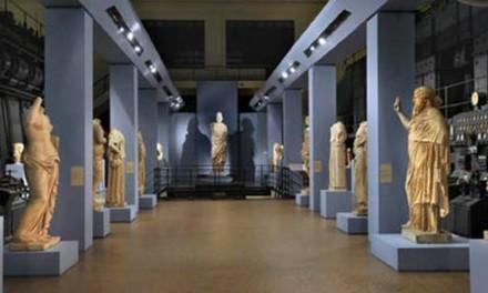 MOSTRARE IL MUSEO – L'allestimento della Centrale Montemartini
