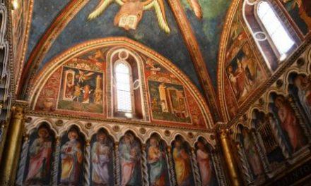 Visita Guidata, L'Oratorio di S.Lorenzo in Palatio nel complesso della Scala Santa