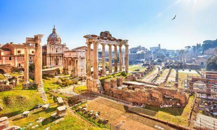 Visita Guidata, L'Area archeologica dei Fori Imperiali