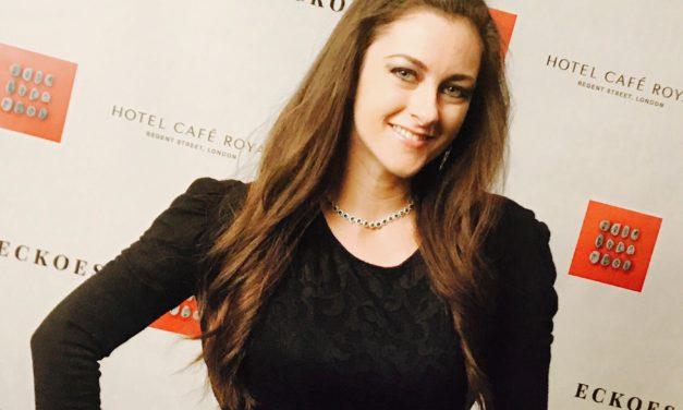 L'attrice Alida Pantone diventa produttrice a Londra