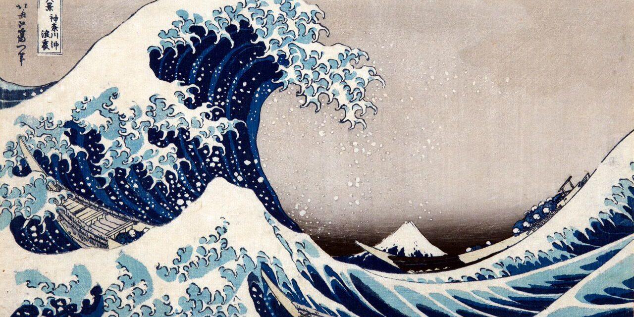 Arte: HOKUSAI. Sulle ombre del Maestro