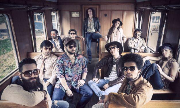 The Capital Strokes, la forza del funk dal vivo all'Elegance Cafè